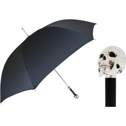 Pasotti Umbrella with Silver Skull Handle found on Bargain Bro UK from Unineed Limited CN