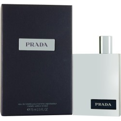 Prada Amber EDT 75ml Metallic Edition found on Makeup Collection from Unineed Limited CN for GBP 55.87