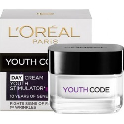 L'Oréal Paris Youth Code Youth Boosting Day Cream 50ml