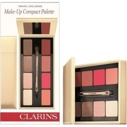 Clarins Make Up Compact Palette 4 Eyeshadows + 4 Lipsticks found on Makeup Collection from Unineed Limited CN for GBP 32.41