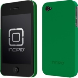 Incipio Forest Green Feather Fitted Case for iPhone 4