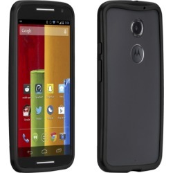 Case-Mate Tough Frame Silicone Case for Motorola Moto X 2nd Generation (Black)