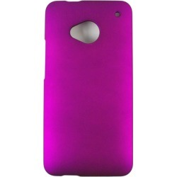 Unlimited Cellular Hybrid Fit On Case for HTC One M7 (Honey Dark Purple, Leather Finish) found on Bargain Bro India from Unlimited Cellular for $5.99