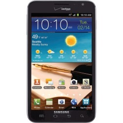 Samsung Galaxy Note I717 16GB 4G LTE Unlocked GSM Android Phone (Blue) - PSR300297