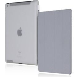 Incipio Smart Feather Ultralight Hard Shell Case for Apple iPad 2 - Frost