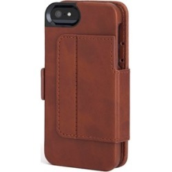 Kensington Portafolio Duo Wallet for Apple iPhone 5/5S - Brown Marble found on Bargain Bro India from Unlimited Cellular for $39.99
