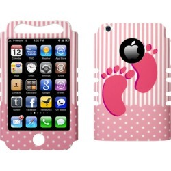 Unlimited Cellular Rocker Snap-On Case for Apple iPhone 3G (Baby Girl Rubberized) found on Bargain Bro Philippines from Unlimited Cellular for $5.99