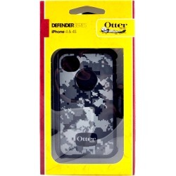OtterBox Defender Case for Apple iPhone 4/4S - Urban Camo/Black