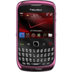 BlackBerry Curve 9330 Replica Dummy Phone / Toy Phone (Pink) (Bulk Packaging)