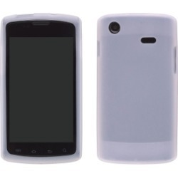 Wireless Solutions Silicone Gel Case for Samsung I897 Captivate - Clear