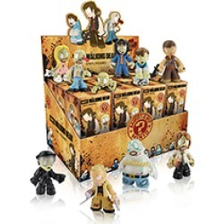 Toy - The Walking Dead - Mystery Mini Figures - 24 Pieces found on Bargain Bro Philippines from Unlimited Cellular for $147.99
