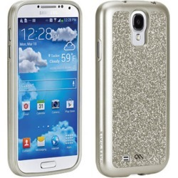 Case-Mate Glam Case for Samsung Galaxy S4 (Champagne Gold)