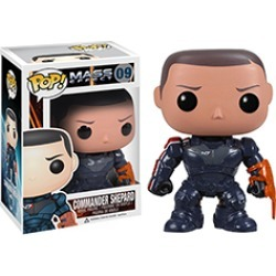 Toy - POP - Vinyl Figure - Mass Effect - Commander Shepard found on Bargain Bro Philippines from Unlimited Cellular for $12.39