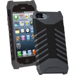 Ventev ExRay Case for Apple iPhone 5 (Gray/Black) found on Bargain Bro India from Unlimited Cellular for $13.89