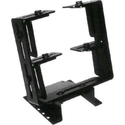 Gamber-Johnson - 2 Unit Stack Mount for Radio Units