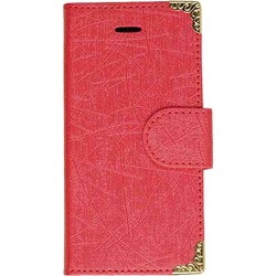 Cell Armor Hybrid Novelty Case for IPhone 5s/5 (Diary Hot Pink) - IPHONE5S-NOV-J02-MA