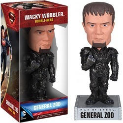 Toy - Man of Steel - Wacky Wobbler - General Zod (DC Universe) found on Bargain Bro Philippines from Unlimited Cellular for $14.09