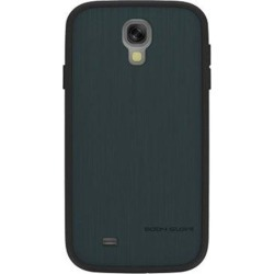 Body Glove MySuit Case for Samsung Galaxy S4 (Black and Brushed Metal)