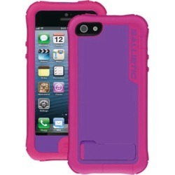 Ballistic Every1 Case for Apple iPhone 5 - Pink / Purple