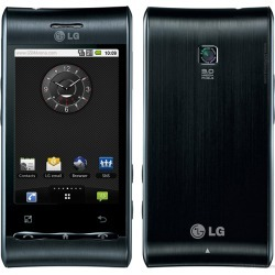 LG Optimus GT540 World Cell Phone, Bluetooth, 3MP Camera, Android OS, - Unlocked