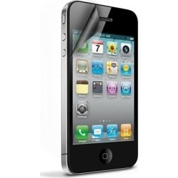 Clear-Coat Screen Protector 2 Pack Customized for Apple iPhone 4/4S