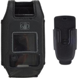 Body Glove Fitted Glove Case for Motorola Entice W766 (Black)
