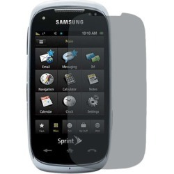 Samsung Instinct HD (S50) Mirror Screen Protector (SPRINT) found on Bargain Bro India from Unlimited Cellular for $5.99