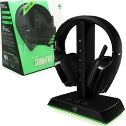 Razer - Chimaera Wireless 5.1 Surround Sound Gaming Headset for PC/Xbox 360
