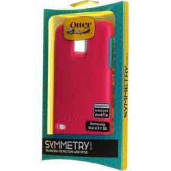 OtterBox Symmetry Case for Samsung Galaxy S5 - Cheetah Pink