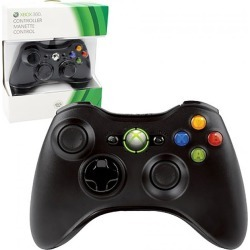Xbox 360 - Controller - Wired - Black (Microsoft) found on GamingScroll.com from Unlimited Cellular for $44.39