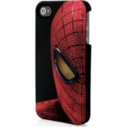 Pdp Amazing SpiderMan Mask Clip Case for Apple iPhone 4/4S - IP-1634A