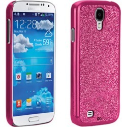 Case-Mate Barely There Glimmer Case for Samsung Galaxy S4 (Pink)