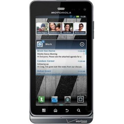 Motorola Droid 3 XT862 Android Cell Phone, Front-facing camera, Bluetooth, Global 3G roaming, QWERTY keyboard, Verizon