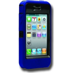 OtterBox Defender Case for AT&T iPhone 4 - Blue/Black