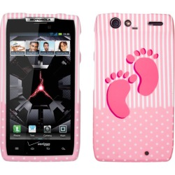 Unlimited Cellular Snap-On Protector Case for Motorola XT912/Droid Razr (Baby Girl Rubberized) found on Bargain Bro Philippines from Unlimited Cellular for $5.99