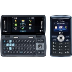 Blue - LG enV3 VX9200 Cell Phone, 3MP Camera, Camcorder, Bluetooth, Stereo music, for Verizon