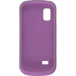 New Lilac Silicone Gel Case for Samsung A887 Solstice