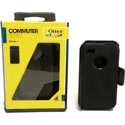 Otterbox Commuter Case for Apple iPhone 4 CDMA, iPhone 4 GSM, Black found on Bargain Bro India from Unlimited Cellular for $27.99
