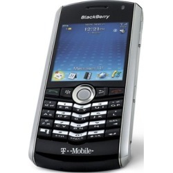 Black - Blackberry 8100 Pearl Cell Phone, Bluetooth, Camera, - Unlocked