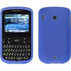 Silicone Gel Case for PCD SMT6175, HTC XV6175 - Blue