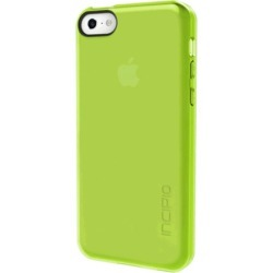 Incipio Technologies Feather Clear Case for Apple iPhone 5c (Lime)