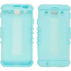 Unlimited Cellular Rocker Series Skin Case for LG Optimus G Pro E980 (Fluorescent Light Blue) found on Bargain Bro India from Unlimited Cellular for $5.99