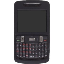 Wireless Solutions Silicon Gel for Samsung SPH-I350 Intrepid (Black)