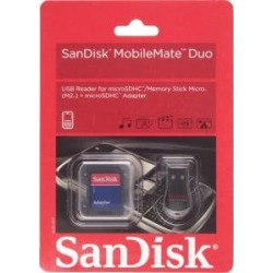 SanDisk MobileMate Duo Micro Reader SDDRK-121-A11M