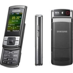 Samsung C3050 Stratus Cell Phone, 15MB built-in memory, MP3, Camera,  - Unlocked