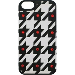 DEOS Gorgeous Houndstooth Case for Apple iPhone 5/5S - Black/White found on Bargain Bro India from Unlimited Cellular for $29.99