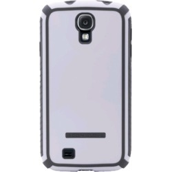 Body Glove Tactic Brushed Series Case for Samsung Galaxy S4 (White/Charcoal) - 9346301