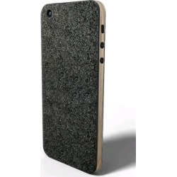Slickwraps - Board Series Protective Film for Apple iPhone 5 - Black Grip Tape