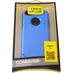 OtterBox Commuter Case Apple for iPhone 5C (Blue)