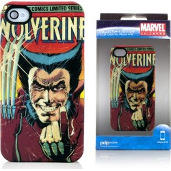 PDP Marvel Iconic Cover Series Case for iPhone 4 / 4S (Wolverine)